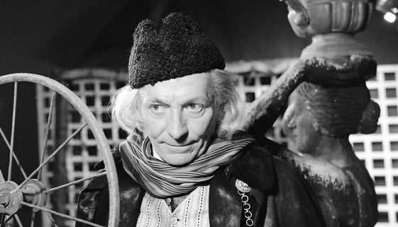 1st Doctor Hat and Scarf