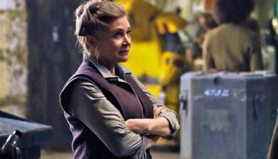 Leia Star Wars Force Awakens