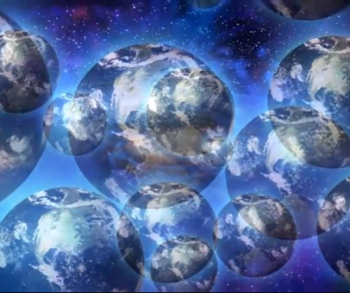 Map of the DCTV Multiverse!