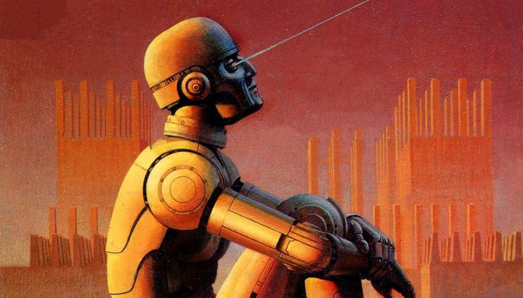 Asimov Robot Visions