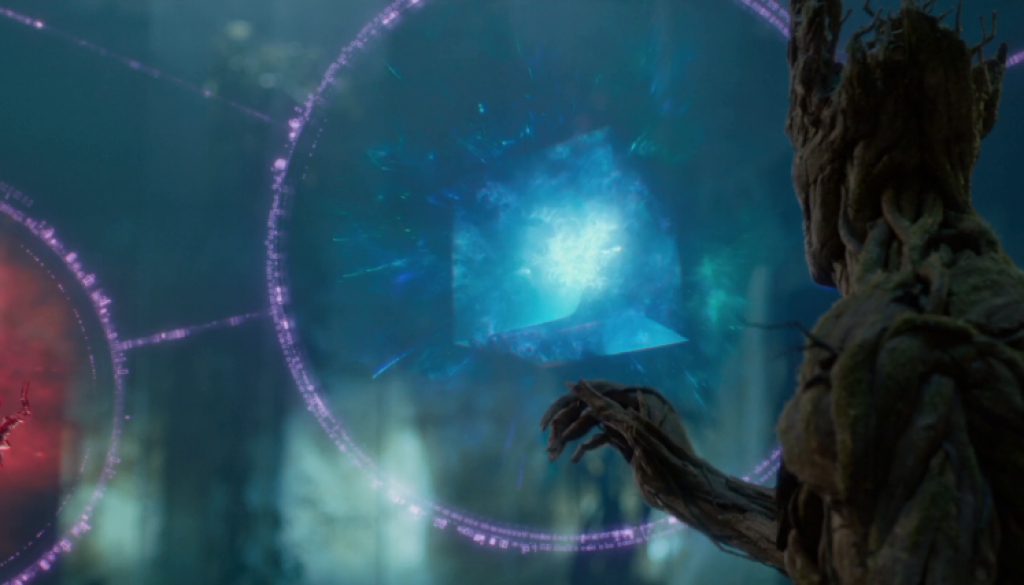 Infinity Stones Groot
