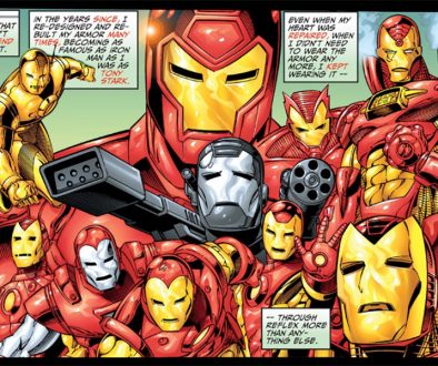 NERD 101: The Many Origins of Iron Man