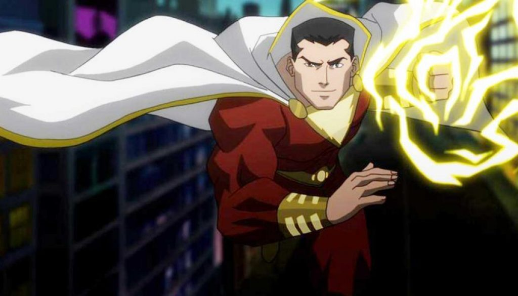 Shazam Animated