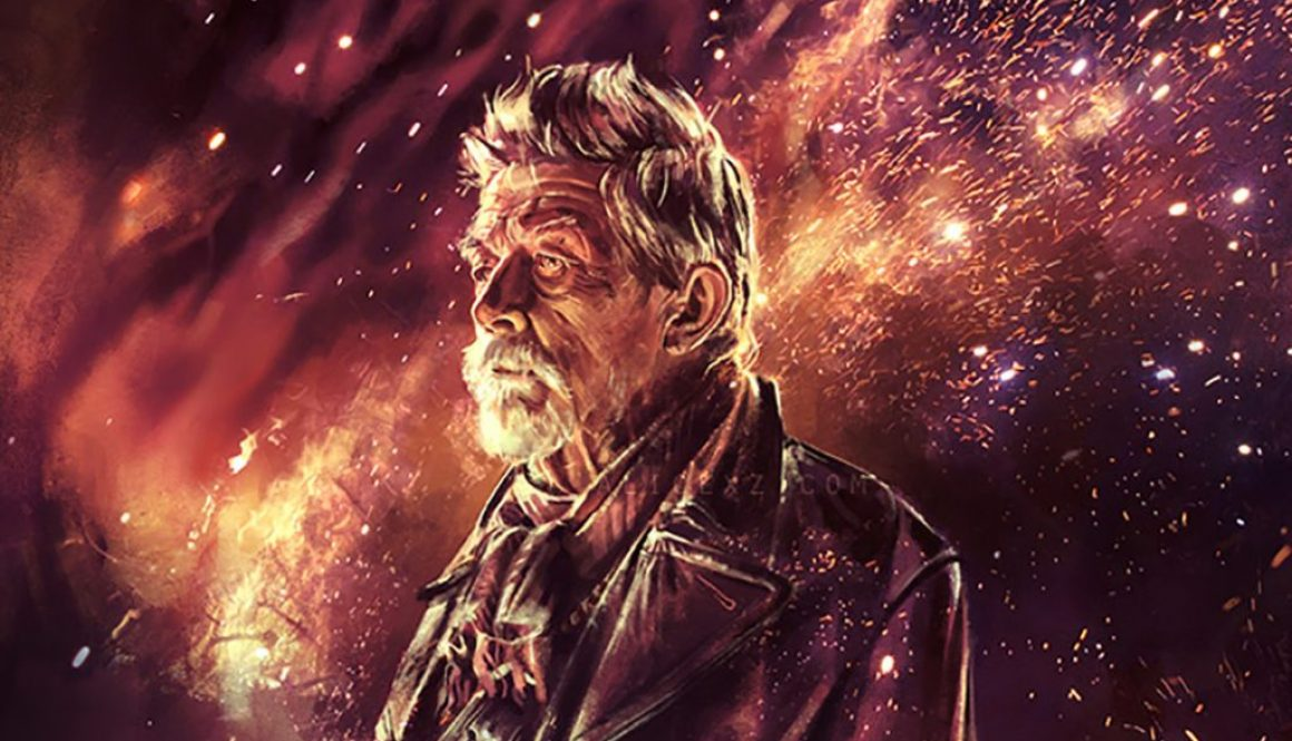Review: DOCTOR WHO – The War Doctor Vol 1