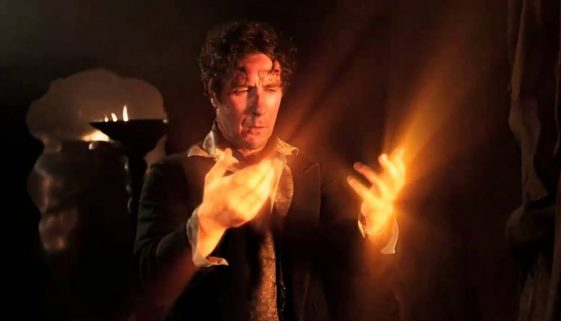 8th Doctor McGann Regeneration