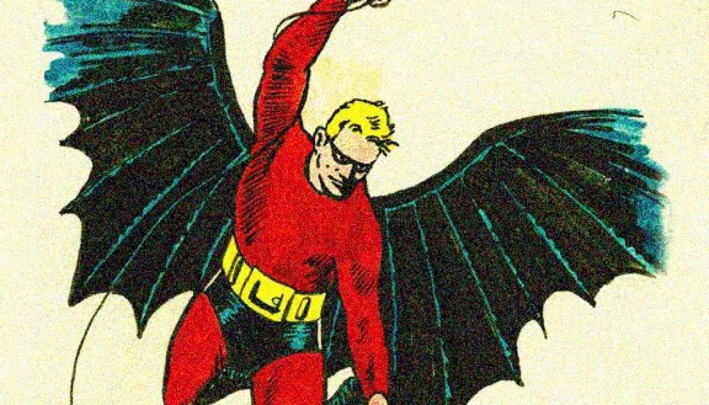 Bob Kane Batman creation 1