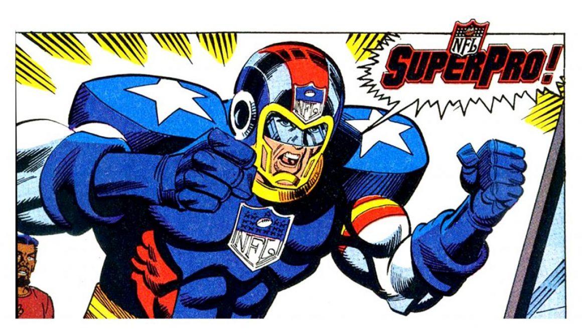 Weird But True: The Superhero Called NFL Superpro