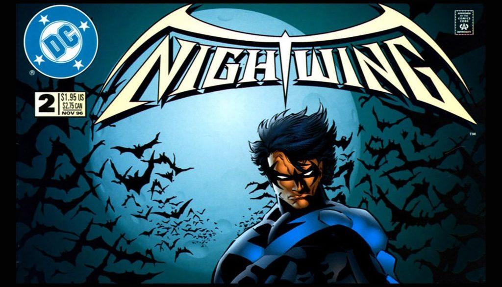Nightwing Title