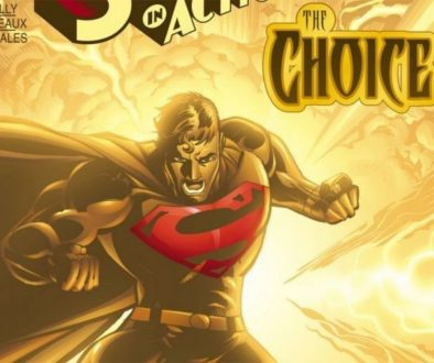 "Recommended Reading: Superman in Action Comics #783 – ""The Gift"""