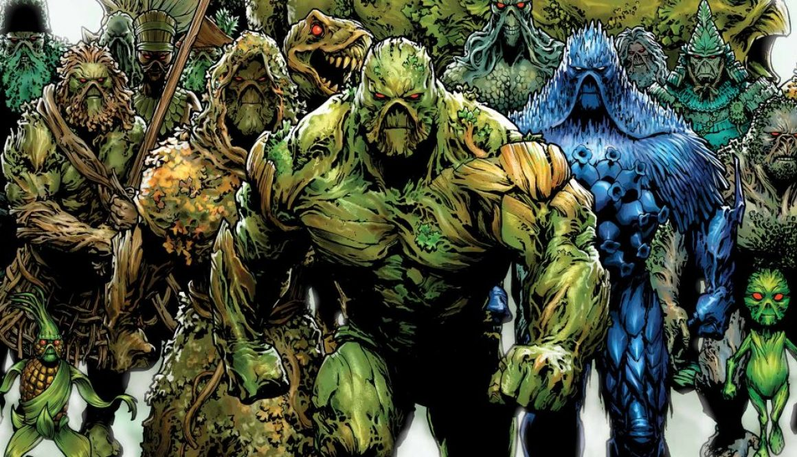 """Nerd 101: The Swamp Monsters Inspired By """"It!"""""""