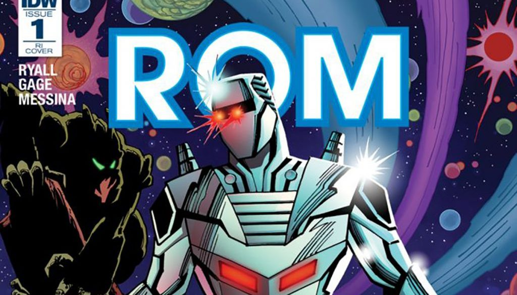 Rom Spaceknight Banner
