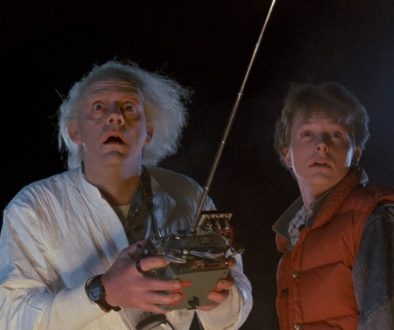 BTTF Marty and Doc 1