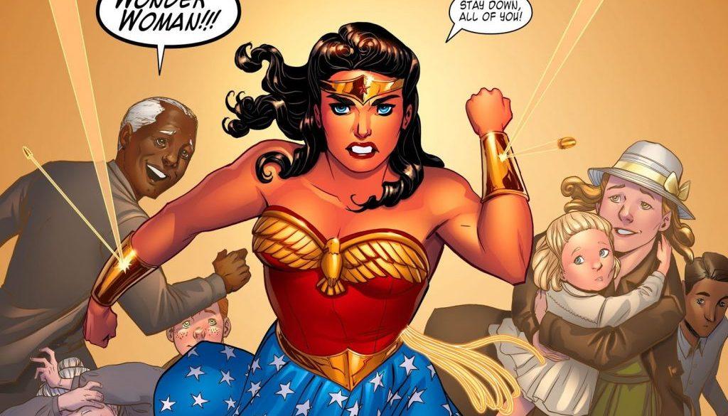 Diana Legen of Wonder Woman Diana Costume 1