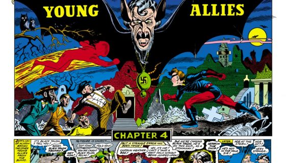 Young Allies Banner