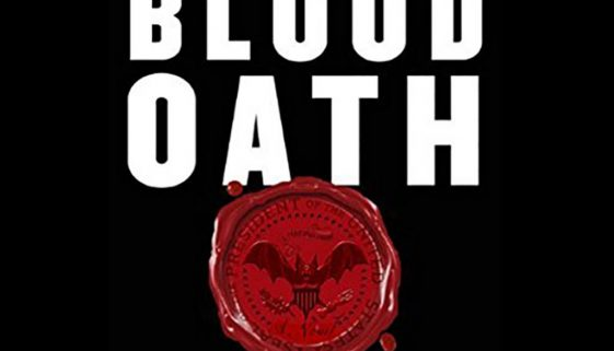 Blood Oath Cover 1