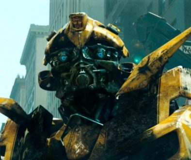 Bumblebee Movie Banner